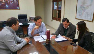 Aguas de Catamarca firm� acuerdo con Vivienda