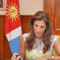 La gobernadora reafirm� su compromiso con las mujeres