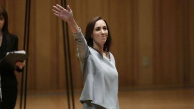 ¿Vidal 2019? Una encuesta la proyecta como presidenciable