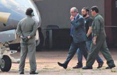 Cay� preso el jefe de los golpistas en Brasil