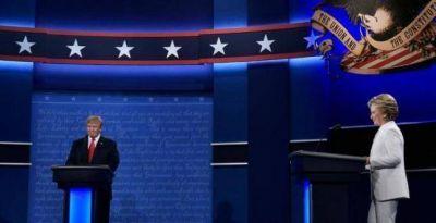 Trump amenaza con no reconocer la derrota si gana Clinton