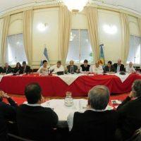 Buscan apurar acuerdos para votar el Presupuesto bonaerense