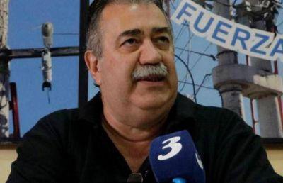 Héctor González fue reelecto en Luz y Fuerza