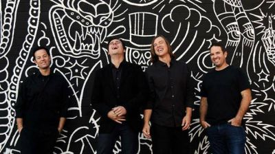 Lollapalooza 2017: Jimmy Eat World se suma al festival