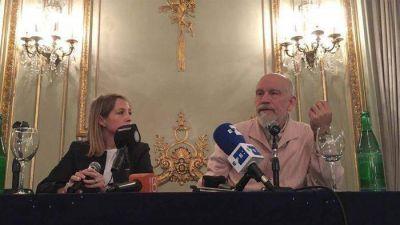 """John Malkovich en Buenos Aires: """"Me tengo que enamorar de una obra para representarla"""""""