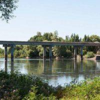 El puente de la Isla Jord�n est� terminado y se inaugurar� el lunes 31