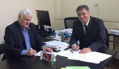 UTTA firmó paritarias con los trabajadores del Jockey Club Santa Fe
