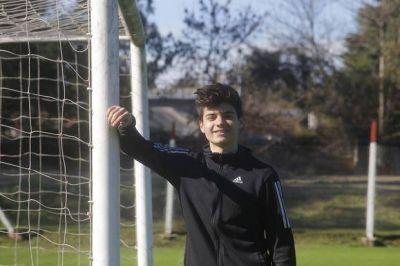 """Franco Bartucci: """"Me motiva que me comparen con Messi"""""""