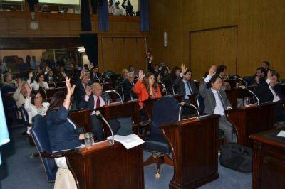 """La Legislatura rechazó la """"operación política"""" de Naidenoff """"contra Formosa"""""""
