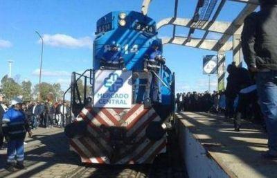 Despidos masivos en el Belgrano Cargas