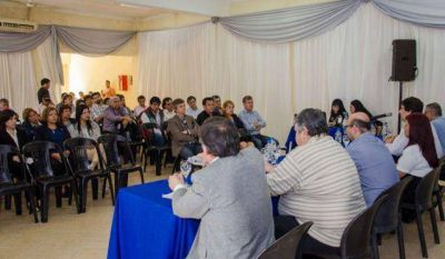 Audiencia de Sameep: autoridades fundamentaron aumentos de tarifas mínimas a 200 y 360 pesos