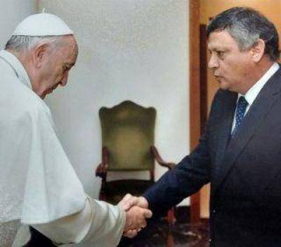 """""""El Papa vendrá al Chaco cuando visite la Argentina"""""""