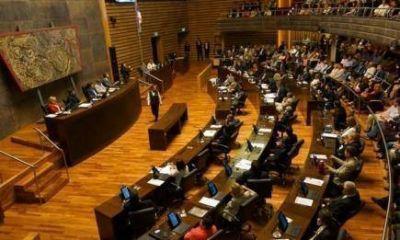 Por unanimidad la Legislatura aprob� el Presupuesto 2017 para la Administraci�n P�blica