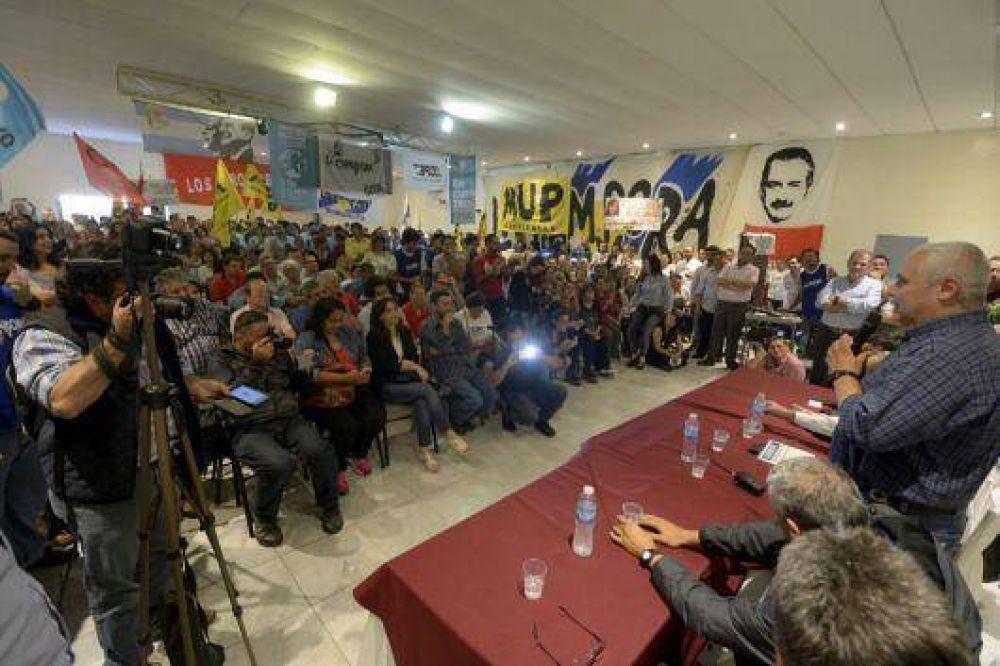 Presentaron en Corrientes el Instituto Patria