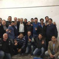 Juli�n Dom�nguez en Tres de Febrero: �Randazzo es un dirigente que califica muy bien�