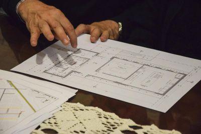 Se conocieron las obras que se realizar�n en el barrio Ameghino