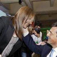 En secreto, Vidal pacta con Massa el apoyo al presupuesto provincial