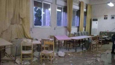 El grito desesperado de la zona oeste Alepo