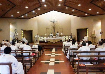 El clero mendocino dio gracias a Dios por la canonización del Cura Brochero