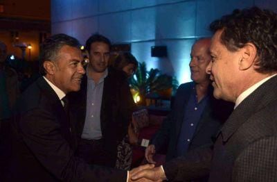 Fuerte defensa de Cornejo a su pol�tica de seguridad