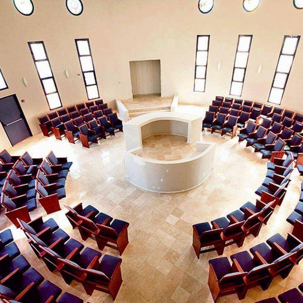 Sinagogas destruidas en era del Holocausto están siendo reconstruidas en todo el mundo