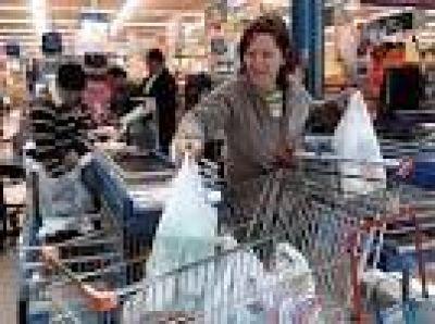 La canasta b�sica aument� 1,2% en septiembre, inform� el Indec