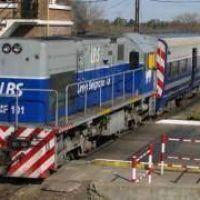 Habilitan obras de mejoramiento para el ferrocarril Belgrano Sur