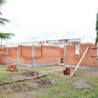 Avances en la construcci�n del edificio donde funcionar� Contralor Municipal de Trenque Lauquen