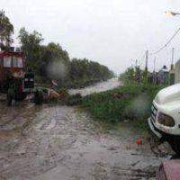 �18 familias evacuadas y 50 autoevacuadas en Villegas�, inform� el Intendente Campana