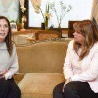 La gobernadora recibi� a la intendente de General Arenales y hablaron de obras para el a�o pr�ximo
