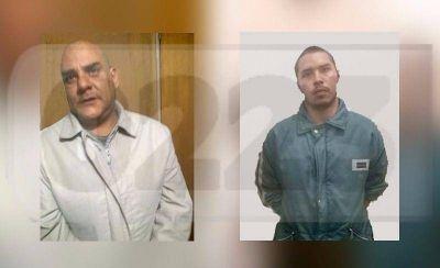 As� lucen Offidani y Far�as, tras 11 d�as detenidos