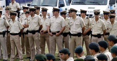 Arroyo inform� que arribar�n �cerca de 500 efectivos� de fuerzas federales
