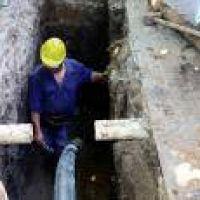 La Plata: ABSA contin�a el recambio de ca�er�as en la zona norte