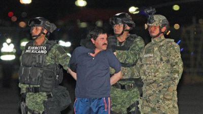 Un juez mexicano aceptó extraditar a EE.UU. al Chapo Guzmán