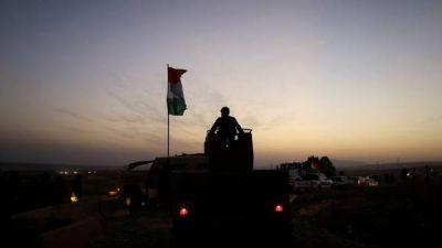 Fuerzas iraquíes avanzan sobre Mosul