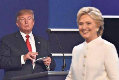 Trump, casi sin margen para dar un batacazo