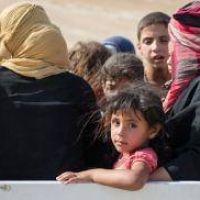 El Estado Isl�mico usa a 550 familias de escudos humanos