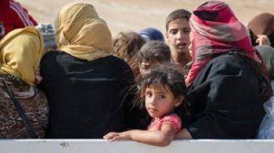 El Estado Islámico usa a 550 familias de escudos humanos