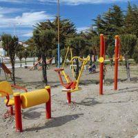 Previo a la llegada del verano, en Rada Tilly inaugurar�n dos nuevas estaciones saludables