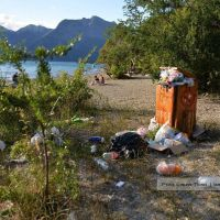 Fijan fuertes multas por arrojar basura en la v�a p�blica