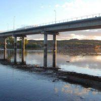 El puente de la Isla Jord�n se inaugurar� el lunes 31