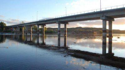 El puente de la Isla Jordán se inaugurará el lunes 31