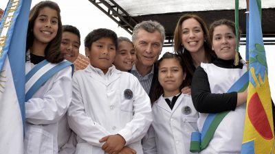 Mauricio Macri, sobre la evaluación Aprender: