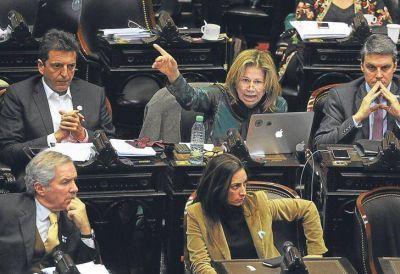 Gobierno y massismo se reparten el poder para mover a 12 fiscales