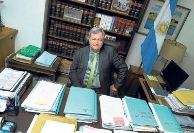 El hijo de Servini critic� a Lorenzetti por el manejo de la caja de la Justicia