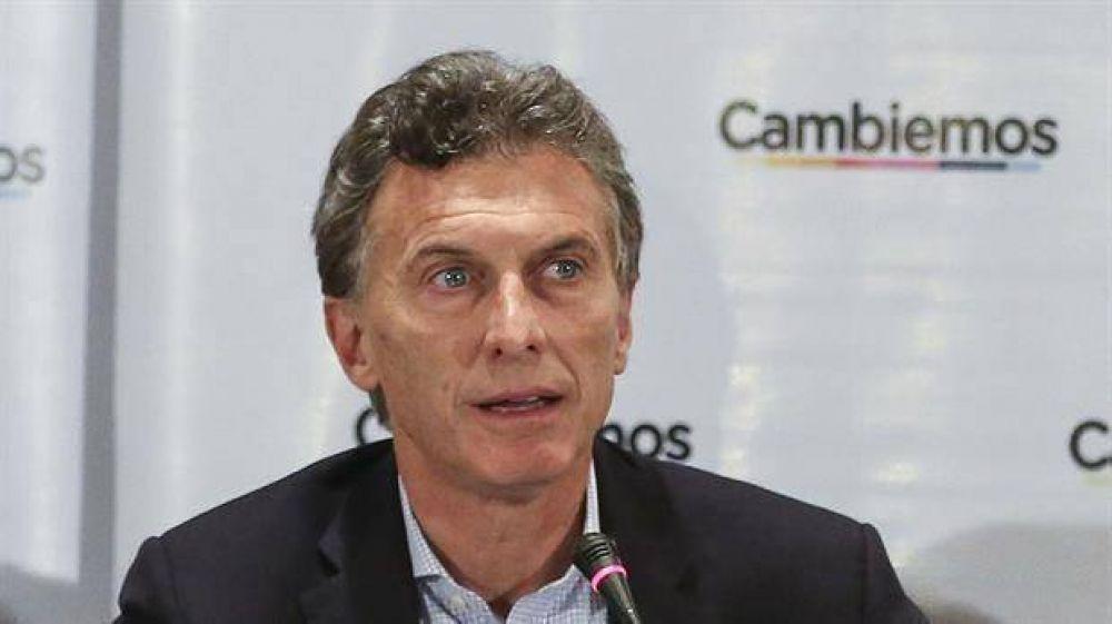 Macri envió un proyecto para limitar los juicios por accidentes laborales
