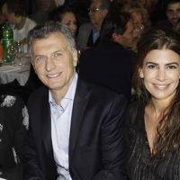 Mauricio Macri y Juliana Awada participaron de la cena anual de la fundaci�n Margarita Barrientos