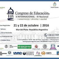 Denuncian estafa con un congreso de educaci�n anunciado en la ciudad