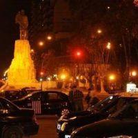Los taxistas anunciaron un paro y movilizaci�n