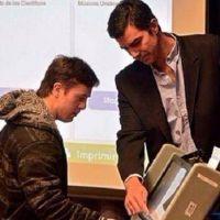 Repudian que Urtubey haya utilizado a joven con s�ndrome de Down para promocionar el voto electr�nico